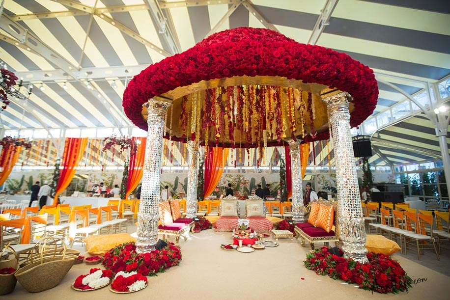 Top 8 Mandap Ideas for your Dreamy Pheras!!!