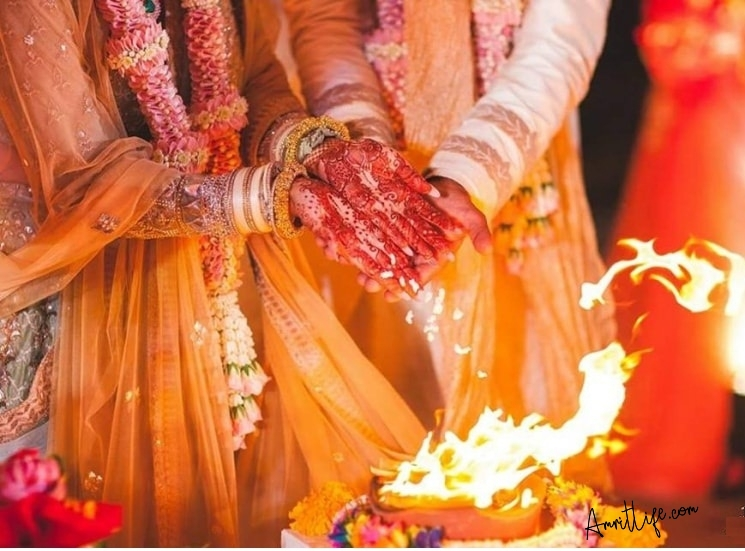 Full mean of Seven Marriage promises (Hindi)