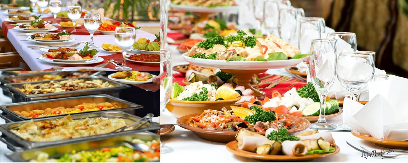 Top 10 Must Have Food & Cuisines For Indian Wedding