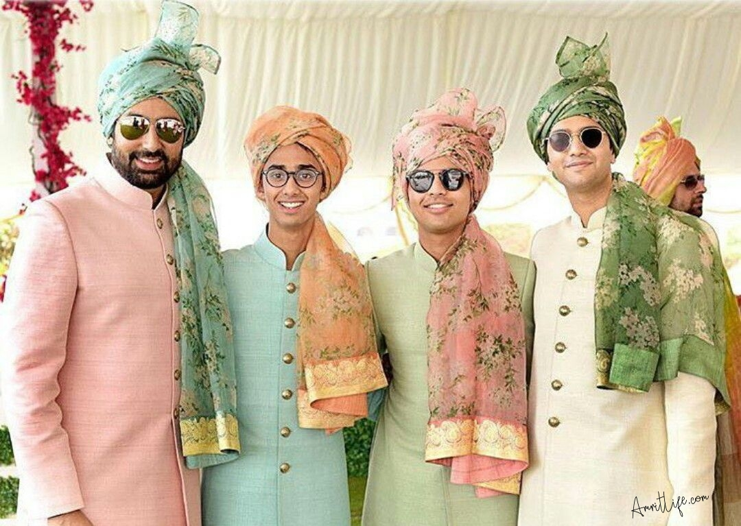 5 New Safa Trends For Grooms Getting Married in 2019!