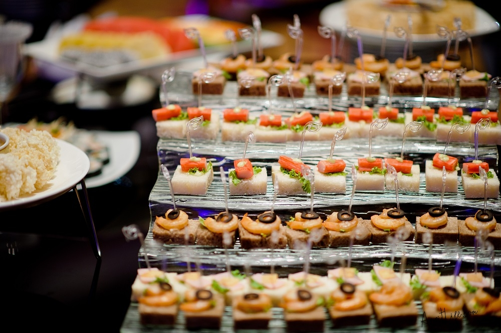 Finger Foods That Give a Taste to Guest of Your Wedding