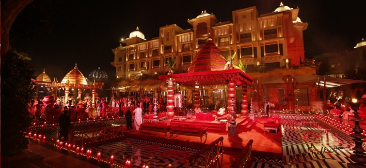 The Top 5 Venues In Punjab To Get Married