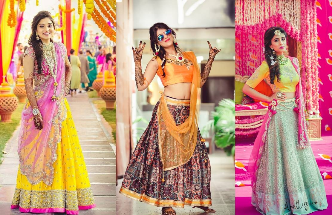 Best Outfit Ideas for Your Mehndi Function