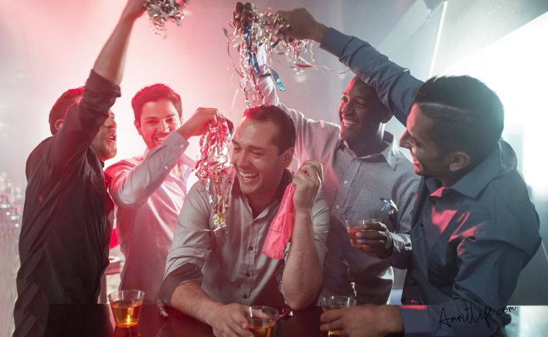 Grooms Bachelor Party Ideas